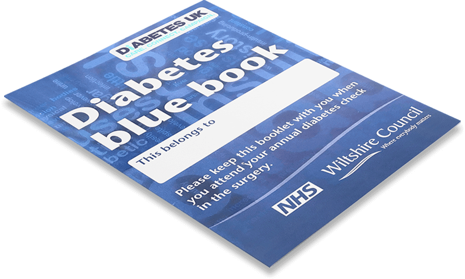 Diabetes blue book